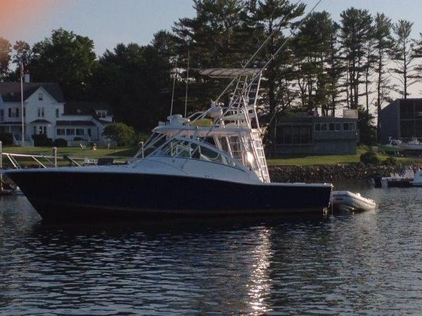 Used Luhrs 36' Open Flybridge Boat For Sale