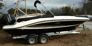 New Sea Ray 21 SPX OB Bowrider Boat For Sale