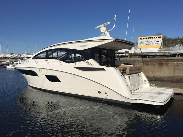 New Sea Ray 400 Sundancer Sports Cruiser Boat For Sale