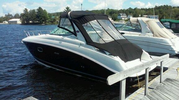 Used Sea Ray 28' Sundancer Cruiser Boat For Sale