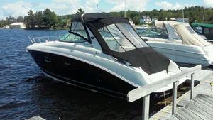 Used Sea Ray 28' Sundancer28' Sundancer Cruiser Boat For Sale