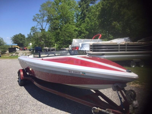 Used Checkmate 21' High Performance Boat For Sale