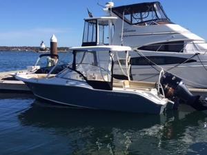 New Key West Boats 239DFS Dual Console Boat For Sale