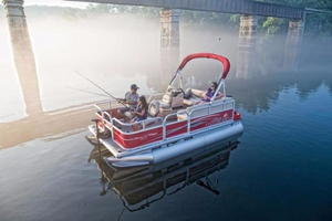 New Suntracker BASS BUGGY 16 Pontoon Boat For Sale
