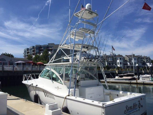 Used Albemarle 36 Express Cruiser Boat For Sale