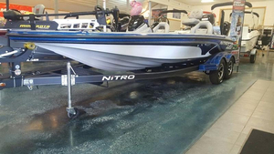 New Nitro Z20 P1 Bass Boat For Sale