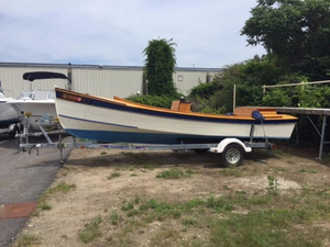 Used Handy BILLY 21' LAUNCH Dinghie Boat For Sale