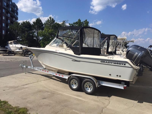 New Grady-White 255 FREEDOM Dual Console Boat For Sale