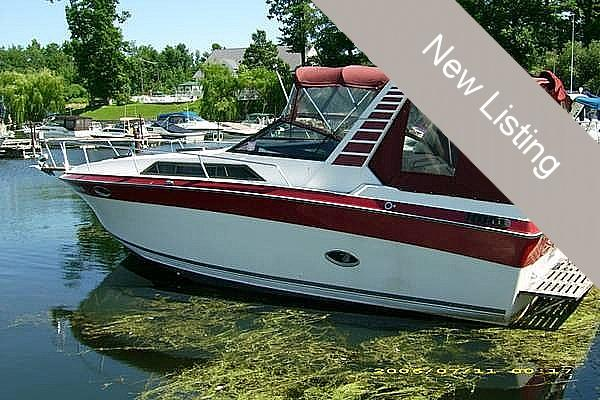 Used Regal 27 Express Cruiser Boat For Sale