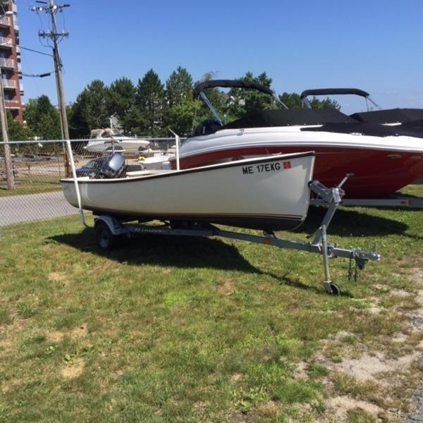 Used Cape Island 14' RUNABOUT Dinghie Boat For Sale