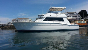 Used Hatteras 50' SPORTFISH Motor Yacht For Sale