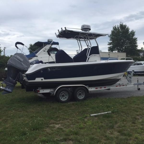 Used Edgewater 208 Center Console Center Console Fishing Boat For Sale