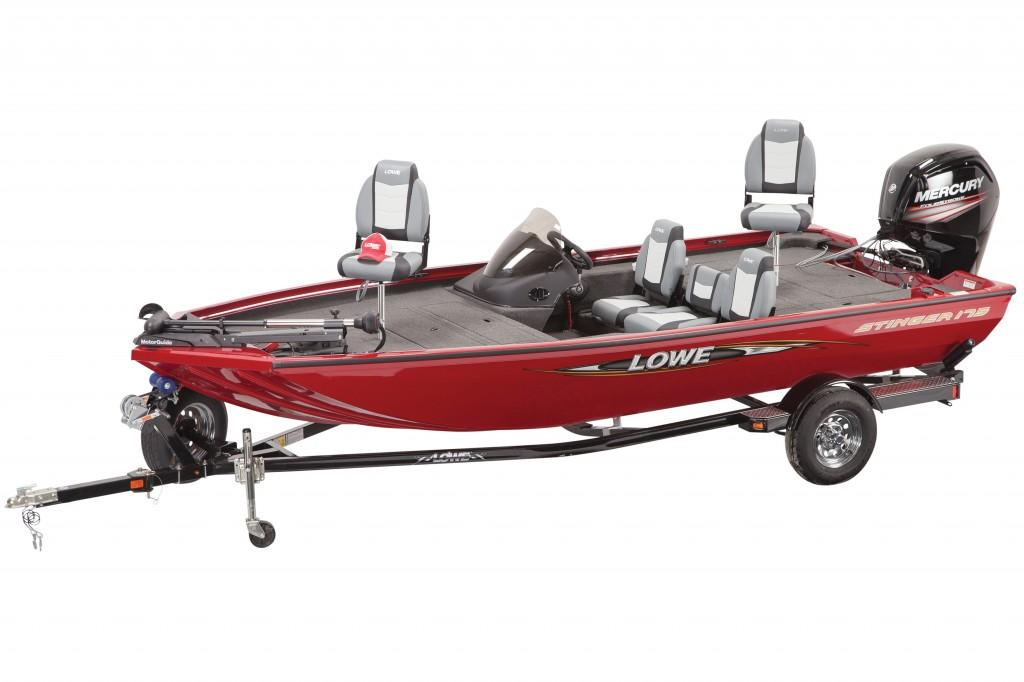 2015 New Lowe Stinger 175 Bass Boat For Sale - $15,695 - Winslow, ME | Moreboats.com