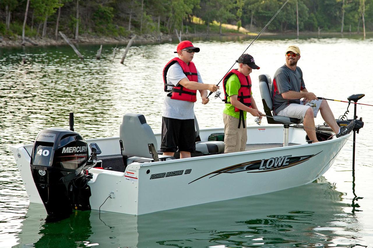 2016 new lowe fm 160 t aluminum fishing boat for sale for Fishing boat for sale