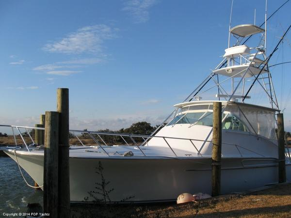 Used Buddy Davis 45 Express Sports Fishing Boat For Sale