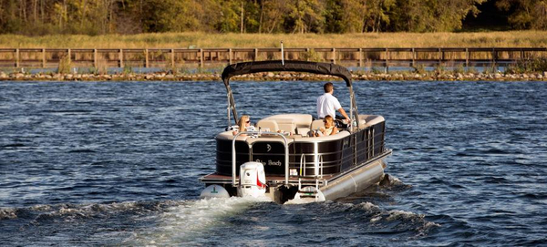 New Palm Beach 240 Ultra RF Pontoon Boat For Sale
