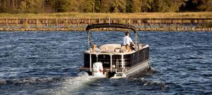 New Palm Beach 240 Ultra RF Pontoon Boat For Sale