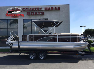 New Bennington 22 SSLX Pontoon Boat For Sale