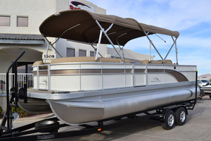 New Bennington 24 SSLX Pontoon Boat For Sale