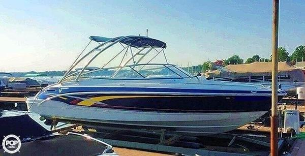 Used Formula 240 BR Ski and Wakeboard Boat For Sale