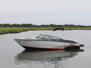 Used Monterey 234 SS Bowrider Boat For Sale