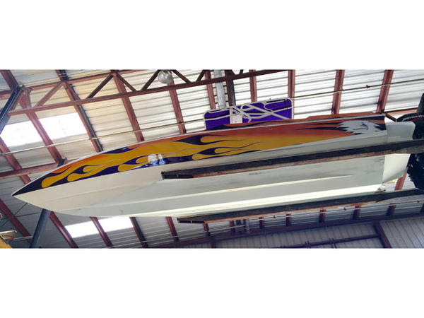 Used Scorpion High Performance Boat For Sale