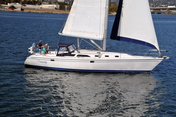 Used Catalina 42 MKII Sloop Sailboat For Sale