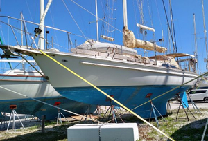 Used Gulfstar 37 Cruiser Sailboat For Sale