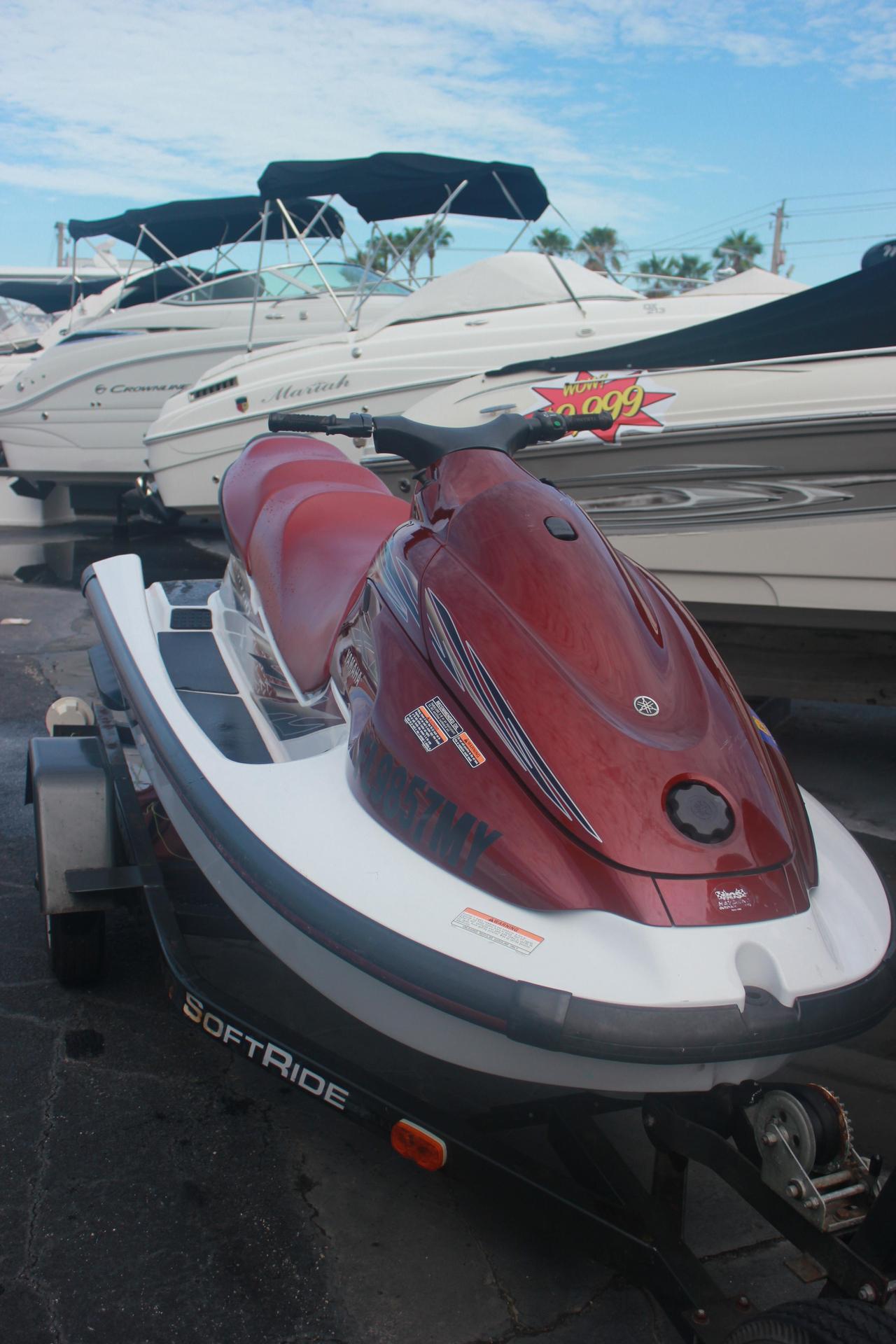 2000 used yamaha waverunner xl 700 high performance boat