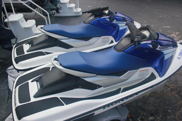 Used Honda Aqua TRAX R12X High Performance Boat For Sale