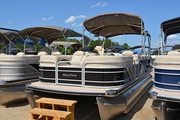 New Aqua Patio AP 240 Pontoon Boat For Sale