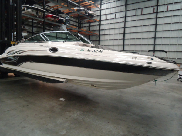Used Sea Ray 270 Sundeck Ski and Wakeboard Boat For Sale