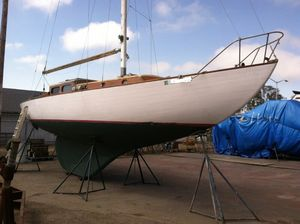 Used Kettenburg K38 Sloop Sailboat For Sale