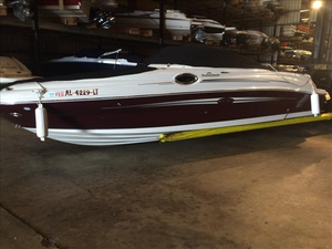 Used Sea Ray 240 Sundeck Ski and Wakeboard Boat For Sale