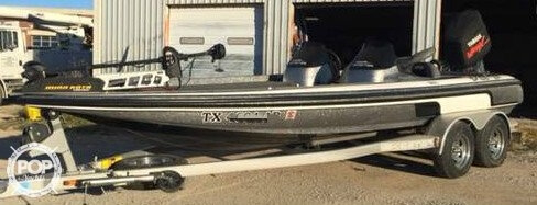 Used Skeeter ZX 250 Bass Boat For Sale