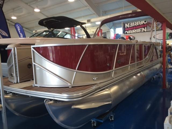 New South Bay 523CR Pontoon Boat For Sale