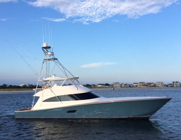 New Viking Convertible Fishing Boat For Sale