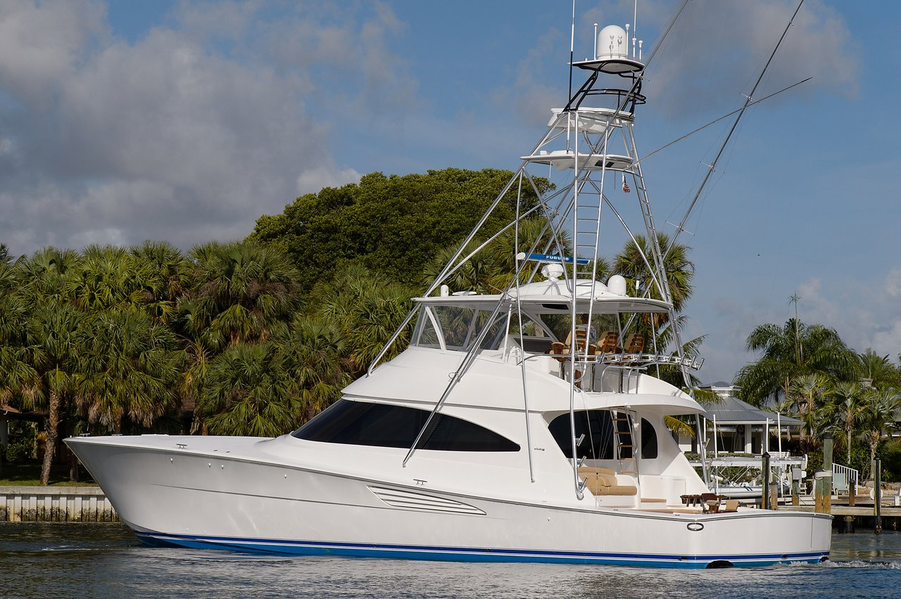 2016 new viking sports fishing boat for sale dania beach for Viking fishing boats