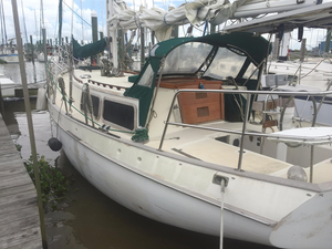 Used Downeaster 32 Cruiser Sailboat For Sale