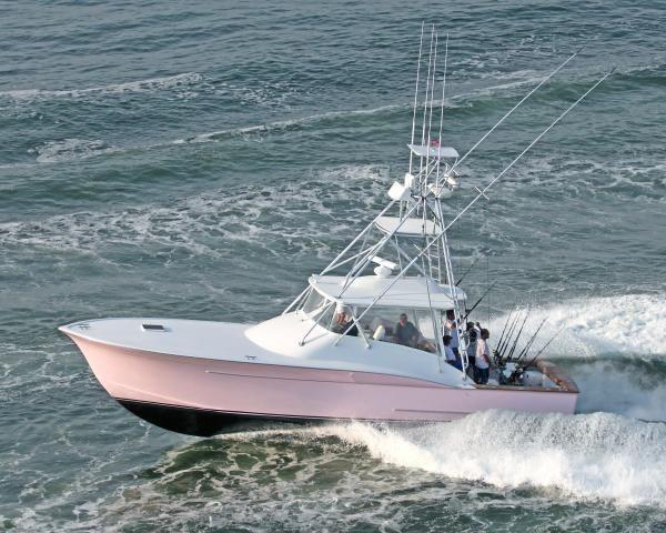 Used Ritchie Howell 42 Express Sports Fishing Boat For Sale