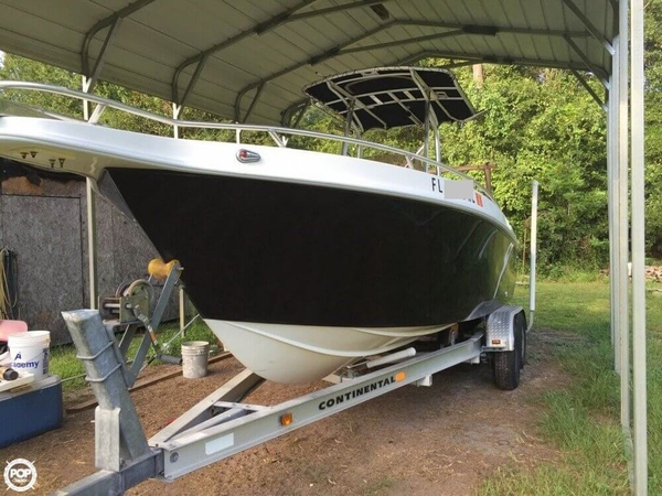 Used Renegade 25 Open Fisherman Center Console Fishing Boat For Sale