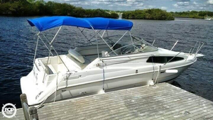 Used Bayliner Ciera 2655 Sunbridge Express Cruiser Boat For Sale