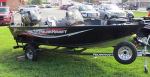 Used Polarkraft 160 SC Sports Fishing Boat For Sale