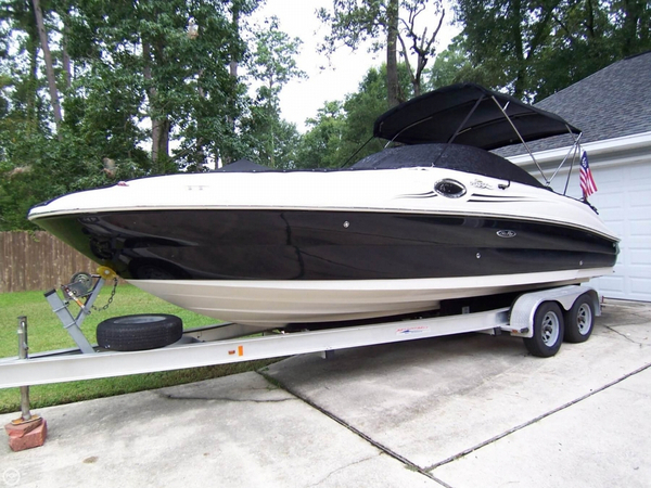 Used Sea Ray 24 Sundeck 240 SD Bowrider Boat For Sale