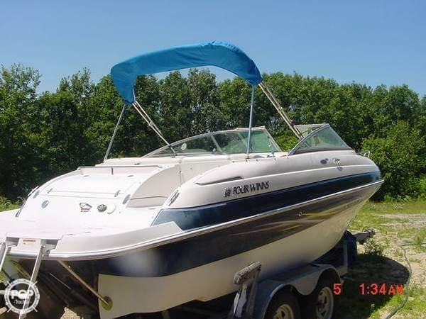 Used Four Winns 205 Express Cruiser Boat For Sale