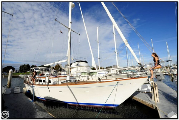 Used Custom 68 Racer and Cruiser Sailboat For Sale