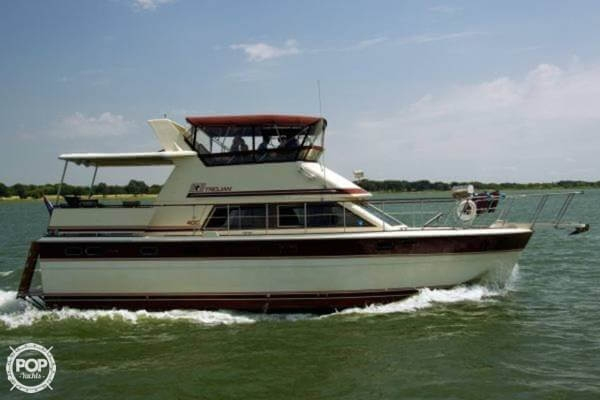 Used Trojan F-40 400 Cruiser Boat For Sale