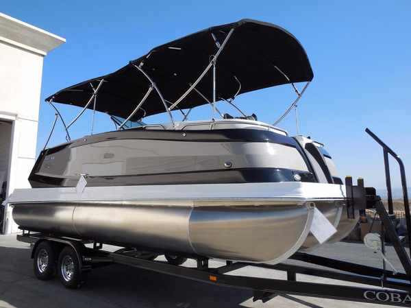 New Cobalt ML2 Platform Series Pontoon Boat For Sale
