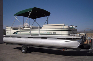 Used Kayot Pontoon Boat For Sale