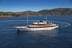 Used Turquoise Yacht Construction Motoryacht Mega Yacht For Sale
